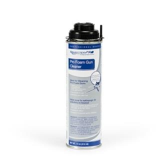 Professional foam gun cleaner 22011 waterfall foam for Professional pond cleaners