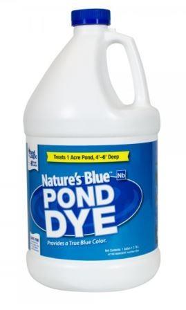 Airmax Pondlogic Aqua Blue Pond Dye 1 Gal Airmax