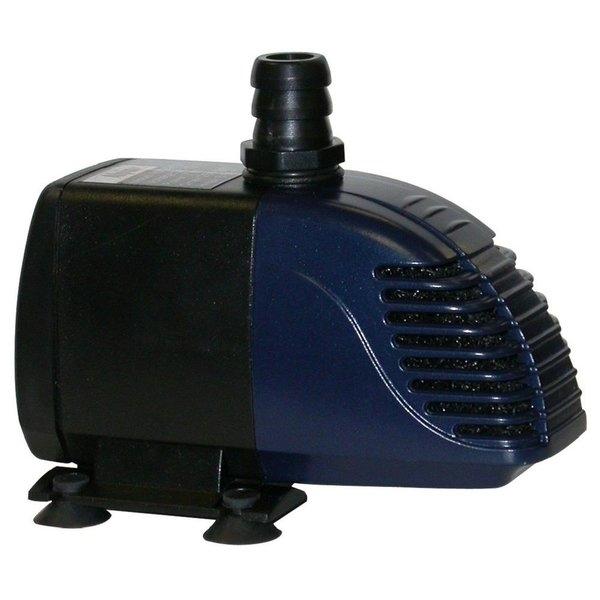 Alpine hybrid powered 280gph pump pond for Cheap pond pumps