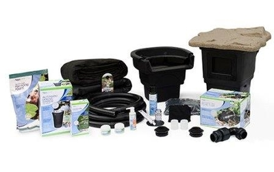 Small Pond Kit 8 x 11 with AquaSurge 3000 Pump | Pond Kits