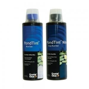 Crystal Clear Pond Tint BLUE & NITE 16oz | Colorants