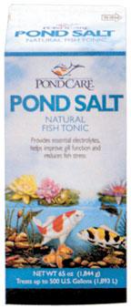 Pond Care Pond Salt | API ~ Pond Care