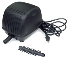 Atlantic Water Gardens Typhoon Air Pump | Aeration