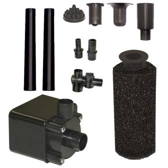 Beckett FR600 & FR800 Pond Pump Kits | Pond