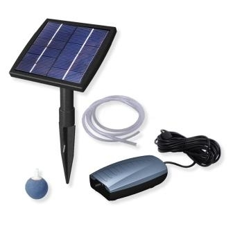Solar Powered Air Pump | Aeration