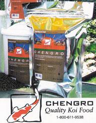 Chengro Spring and Fall Fish Food   Chengro