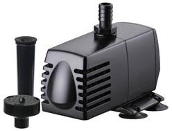 Hampton Water Gardens Utility Pump/Fountain Head Kit 225 GPH | Pond