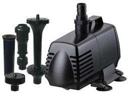 Hampton Water Gardens Utility Pump/Fountain Head Kits 1000 and 1630 GPH   Pondmaster Eco/Hampton Water Gardens