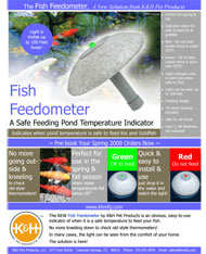 Fish Feedometer | KH Manufacturing