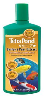 Tetra Pond Barley & Peat Extract | Barley Products