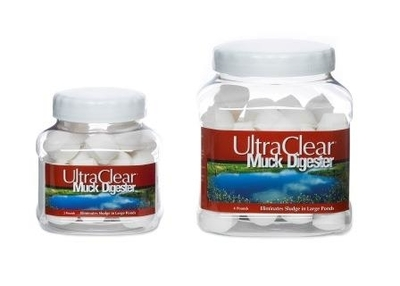 Ultraclear Muck Digester Tabs | Sludge Removers