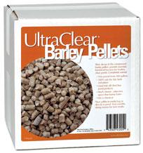 UltraClear Barley Pellets | Barley Products