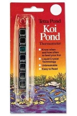 Koi pond thermometer tetra pond for Koi pond temperature