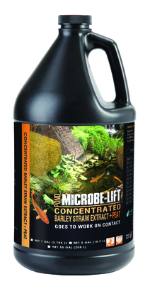 Microbe-Lift Barley Straw Concentrated Extract PLUS Peat | Barley Products