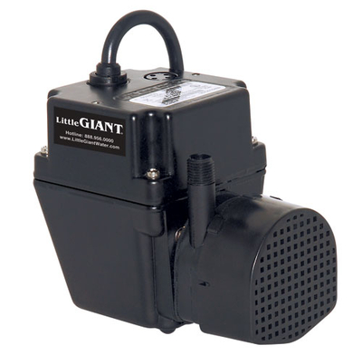 Little Giant  2E-38N-WG 300 gph Pump | Pond