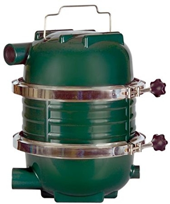 Biovort Pond Filter 1200 gal | Pressure Filters