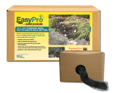 EasyPro Boxed Premium Pond Cover Netting | Pest Control
