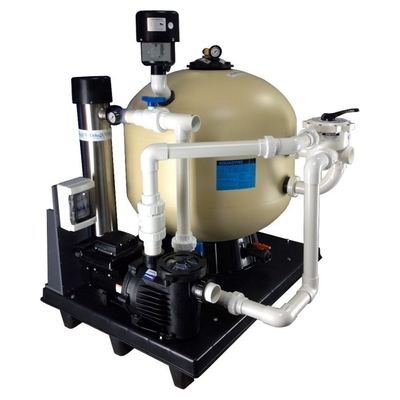 Aquadyne Plug & Play Filtration Systems | Pressure Filters