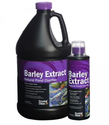CrystalClear Barley Extract | Barley Products