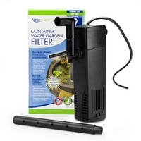 Image Container Water Garden Filter