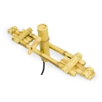 Image 78014 Adjustable Pouring Bamboo Fountain with pump
