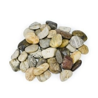 Image Mixed River Pebbles - 22 lbs / 10 kg