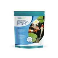 Image Aquascape Premium Staple Fish Food Small Pellets - 1.1 lbs