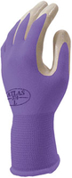 Image X-Small/Kids Purple Nitrile Touch Gloves