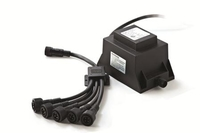 Image Atlantic Water Gardens Transformer and 4-Way Splitter for SOL LED Lights