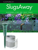Image Slugs-A-Way Electronic Slug and Snail Fence