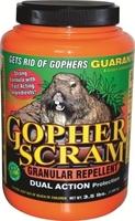 Image Gopher Scram 3.5 lb Shaker Canister