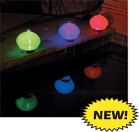 Image AquaGlow Floating Glow Lantern