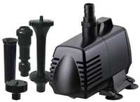 Image Hampton Water Gardens Utility Pump/Fountain Head Kits 1000 and 1630 GPH