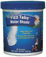 Image Jungle Pond Fizz Tabs Water Shade