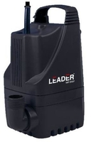 Image Leader Clear & Solid Answer Pumps