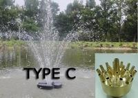 Image Replacement Type C Nozzle