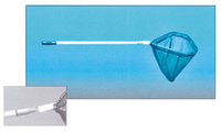 Image Nycon Pond Net with Removable Telescopic Handle