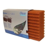Image Oae Red Foam for BioSmart Filters