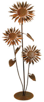 Image Garden Sculpture: Large Sunflower