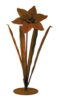 Image Garden Sculpture: Small Daffodil