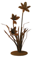 Image Garden Sculpture: Small Lily
