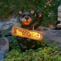 Image Solar Welcome Bear