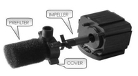 Image Pondmaster Volutes - Pump Covers