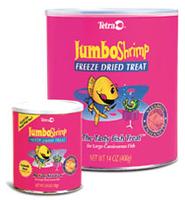Image TetraPond Jumbo Krill Freeze Dried Treats
