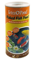 Image Tetra Pond Flaked Fish Food