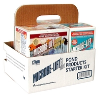 Image Microbe-Lift Easy Start Pond Kit