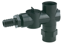 Image Little Giant FHV-2549-PW Flow Control Diverter Valves