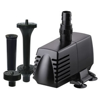 Image Hampton Water Gardens Utility Pump/Fountain Head Kit 1650 GPH