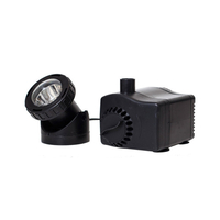 Image 300-420gph Fountain Pump with LED Lights