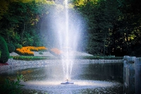 Image Scott Aerator Twirling Waters Fountain